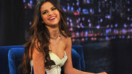 "Selena Gomez Visits ""Late Night With Jimmy Fallon"""