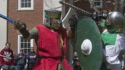 Video: Medieval Day at CNU