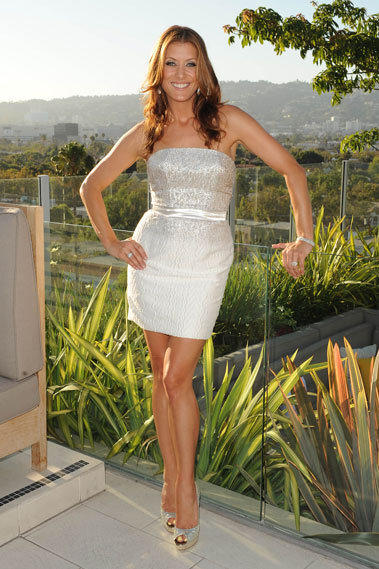 Kate Walsh loves to travel -- sunscreen and flip-flops are a must.