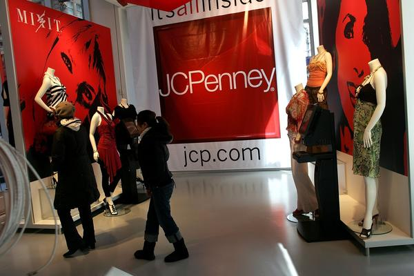 J.C. Penney hedged its bets in its annual report this week.