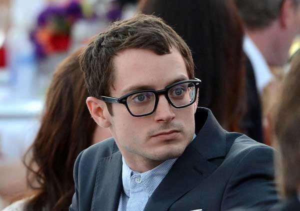 "Elijah Wood is set to play the main character -- a man in his late 20s who's never gone through puberty -- in ""Late Bloomer."""