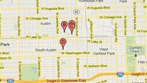 Drug investigation in Austin neighborhood.