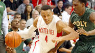 Coach Mike Brown has a hand in son's Mater Dei basketball team