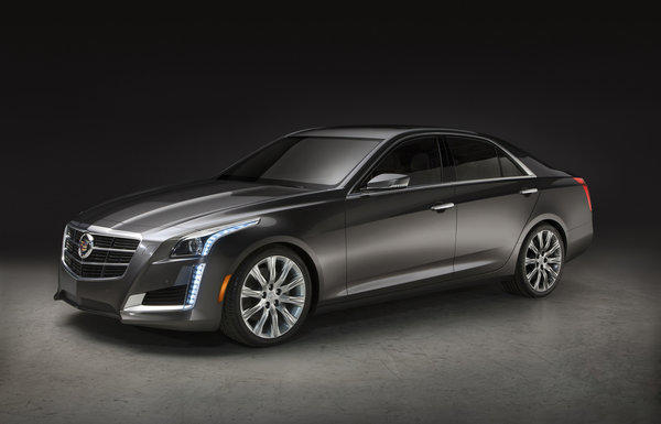 With last year's introduction of the smaller ATS, the all-new 2014 Cadillac CTS grows in size to take on competitors like the BMW 5-Series, Mercedes-Benz E-Class, Audi A6, and Lexus GS.