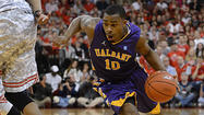 Like many college basketball fans, Albany's senior point guard can quickly rattle off the names of Duke's starting five.