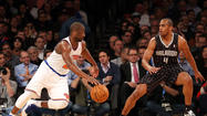 <b>Pictures:</b> Orlando Magic at New York Knicks