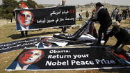 In West Bank, Obama's Visit Inspires More Doubt Than Hope