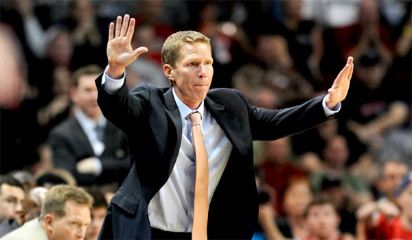 Mark Few passed on the UCLA basketball coaching job 10 years ago, but could he be up for USC's vacant position -- or the Bruins' potential vacancy?