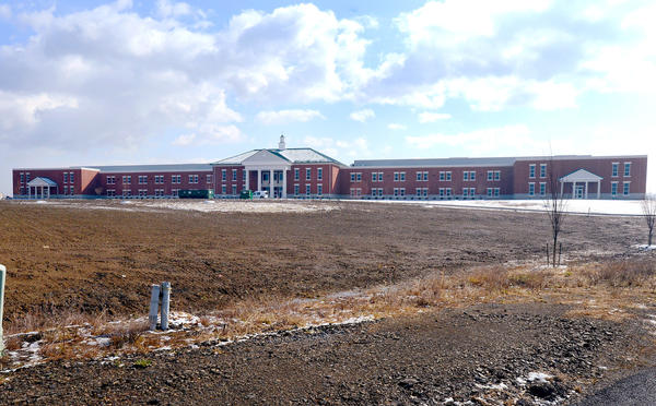 Spring Mills High School is set to be dedicated Aug. 7. It will be Berkeley County's fourth public high school.