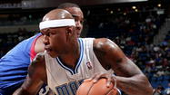 Orlando Magic's Al Harrington might not play again this season