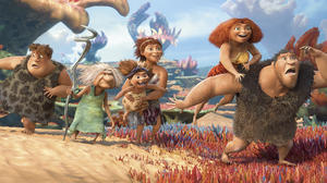 'Croods' simple but dazzling