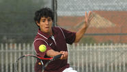 GALLERY: Southwest High vs Calexico High Boys Tennis