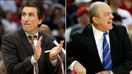 It's that time of year for two of Los Angeles' main basketball coaches. They are living the Willie Nelson country song.