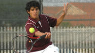 The Calexico High boys' tennis team is clearly the team to beat this season.