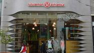 "Lululemon Athletica Inc., the makers of the popular black yoga pants, are bracing customers for a possible shortage. The company had to recall thousands of pairs of its Luon pant after it was discovered several pairs of the pants were too sheer. What will housewives everywhere wear to the grocery store now? [<a href=""http://www.latimes.com/business/la-fi-lululemon-yoga-pants-20130320,0,4872798.story"">Los Angeles Times</a>]"