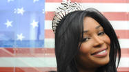 Maryland's Nana Meriwether dishes on being too tall, oldest Miss USA