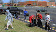 GRCHS Beta Club Litter Removal photo gallery