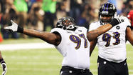 The Ravens' three-word mantra remains unchanged: Next man up.