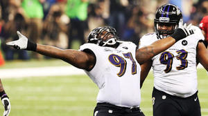 Ravens sticking by 'next man up' mantra after loss of Ed Reed to Texans
