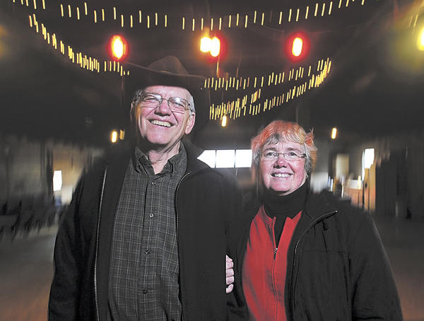 Winston and Susan Herbst provide indoor and outdoor venues for Christian musicians at their Old Forge Rd. farm. They provide a drug- and alcohol-free environment for area teens at concerts that often occur several times weekly...--