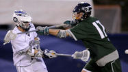 Minutes after No. 15 Loyola had put the finishing touches on a convincing 13-8 victory over host Georgetown at Multi-Sport Field Wednesday night in Washington, D.C., Josh Hawkins appeared barely winded. But looks can be deceiving.