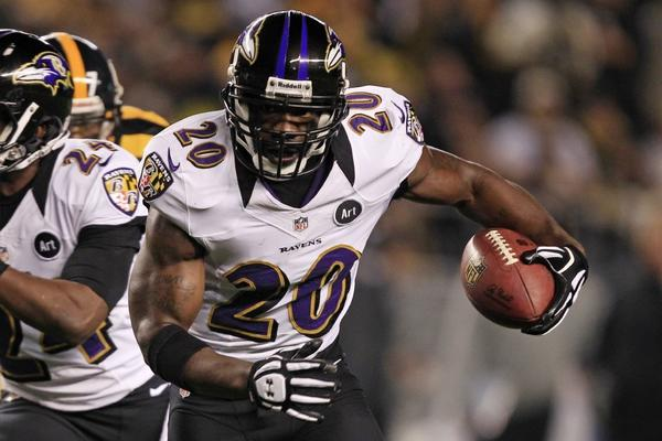 Ed Reed is the only player in NFL history to score on a punt return, blocked punt, interception and fumble recovery.