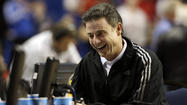 Rick Pitino didn't gain any satisfaction in Kentucky's tumble from a national champion to a first-round flameout in the National Invitational Tournament.