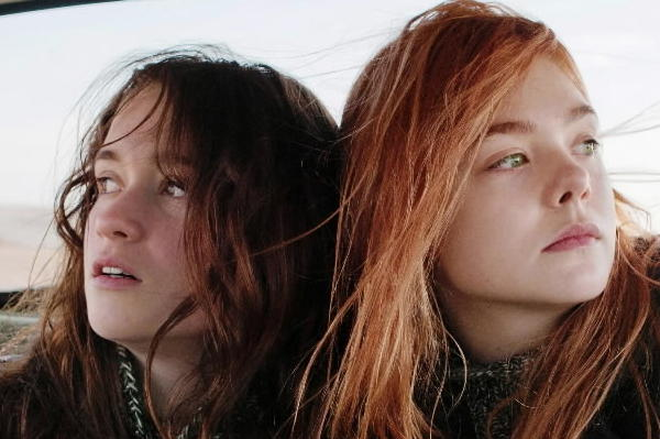 "<b>PG-13; 1:40 running time</b><br><br>An empathetic and aware film, ""Ginger & Rosa"" is several striking things all at once. It's an adult look at the teenage years, an examination of how personal emotions inform political action, a noteworthy change of pace for writer-director Sally Potter and, most of all, the showcase for a performance by Elle Fanning as Ginger that is little short of phenomenal. <br><br><a href=http://www.chicagotribune.com/entertainment/movies/sc-mov-0319-ginger-and-rosa-20130321,0,1626769.story>Read the full ""Ginger & Rosa"" movie review</a>"