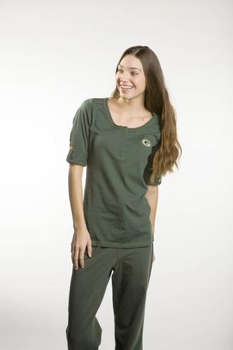 Sidelines henley top, Touch by Alyssa Milano, $44.99, other teams at nflshop.com
