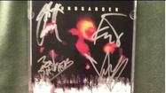 Soundgarden 'Superunknown' Signed CD