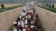 REWARI, India -- India passed anti-rape legislation Thursday that included a controversial provision setting the age of sexual consent at 18.