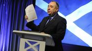 LONDON – Voters in Scotland will head to the polls in September 2014 to decide whether to go it alone as an independent country or remain in Great Britain with England and Wales.
