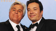 Jimmy Fallon and Jay Leno joke about 'Tonight Show' rumors