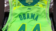 Obama may not like Notre Dame's new unis, but he's getting one