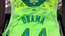 "<span style=""font-size: small;"">Responding to President Barack Obama poking fun at the new neon green Notre Dame men's basketball team uniforms, the following was tweeted by the team's official account:</span>"