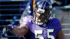 Terrell Suggs is last leader left standing on Ravens 'D'