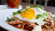 When it's this frigid outside, the idea of attempting a weekend brunch that goes beyond toaster waffles eaten while huddled under a blanket seems downright unreasonable. If there's anything that stands the chance to ply you from the cozy comforts of your couch, it's the toasty offerings at these freshly debuted weekend brunches.