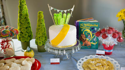 DIY Birthday Party: Wizard of Oz