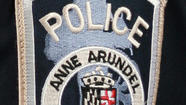 An Anne Arundel County police officer has been placed on administrative leave after an investigation indicated he placed a camera in a boys bathroom at Glen Burnie High School, police said Thursday.