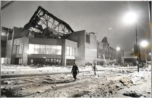 1978 Hartford Civic Center Roof Collapse Learning From