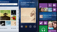 Pandora, one of the most notable apps that was missing from Windows Phone devices, is now downloadable for smartphones running the latest version of Microsoft's mobile operating system.