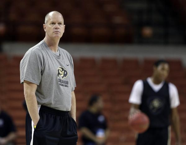 """We miss the Big 12,"" Colorado Coach Tad Boyle said."