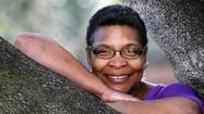 Nalo Hopkinson is trying to mess with your mind. The much-lauded writer of science fiction and fantasy sits at one of her favorite Mexican joints, Tio's Tacos, a funky art-strewn restaurant near the campus of UC Riverside, where she has taught creative writing since 2011.