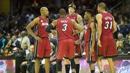 Jerry West is rooting for the Miami Heat to keep winning, even if it means the former Lakers great loses one of his top legacies.