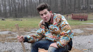 "Justin Warner might be ""The Next Food Network Star,"" but he wants his viewers to know he hasn't forgotten his Hagerstown roots."