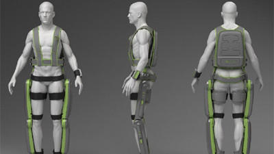 The Next Big Business Could Be Commercial Exoskeletons