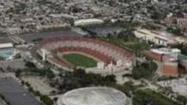 Coliseum sues ex-auditor, alleging failure to detect corruption