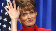 Tina Fey returns as Sarah Palin on 'Inside the Actors Studio'