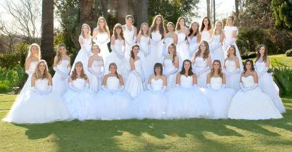 National Charity League of Glendale debutantes make their bow to society at the Langham Huntington Hotel in Pasadena. The Class of 2013 Ticktockers include (bottom row, from left) Rachel Artime, Courtney Kreditor, Kristine Seuylemezian, Lindsey Trujillo, Erin McCoy, McKenzie Dodge and Louisa Harb; (second row, from left) Dana Budzyn, Elizabeth Herman, Elzabeth Forgarty, Madelyn Brown, Sierra Rhoads, Emily Temple, Gabrielle Fitzpatrick and Kimberly Cotter; (top row, from left) Desiree Dahlson, Kelsey George, Samantha Smith, Lauren Barsamian, Amber Zadravecz, Kimberly Horne, Kaelin King, Callan Gies, Isabel Hodgson, Amy Young, Meghan Knapp and Rebecca Weitzel.
