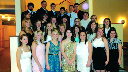 4-H members District 11